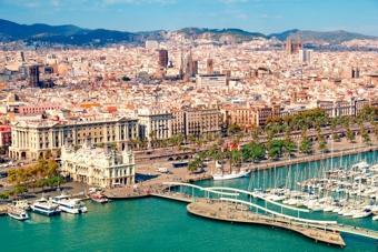 Sehenswürdigkeiten in der Stadt Barca